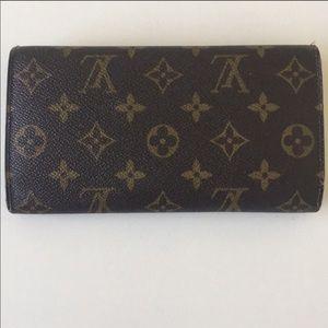 Louis Vuitton Bags - Louis Vuitton Signature Wallet